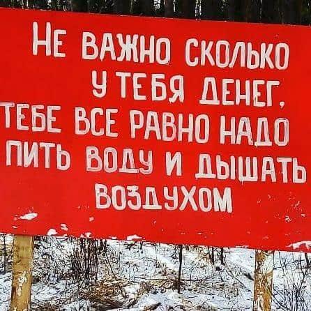 В России прошёл единый день экопротеста 1