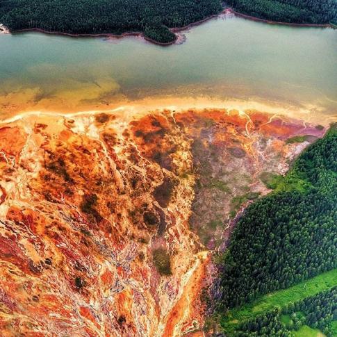 Кислота сожжёт мир. Настоящая экологическая катастрофа в Свердловской области 1