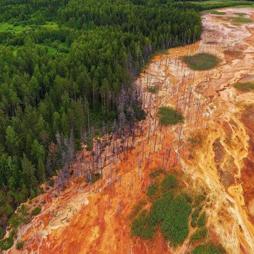Кислота сожжёт мир. Настоящая экологическая катастрофа в Свердловской области 8