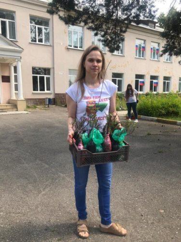 Активисты «ЗА» продолжают озеленять Подмосковье 10