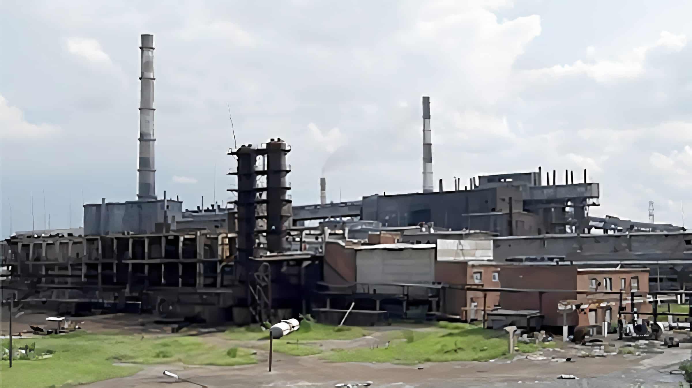 Разминирование экологической бомбы в Усолье-Сибирском 1