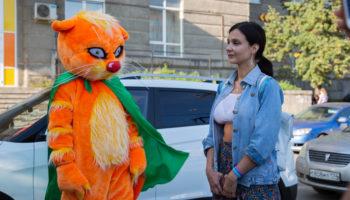 Соня Гудим провела Экопрогулку по Заячьему острову Челябинска 34