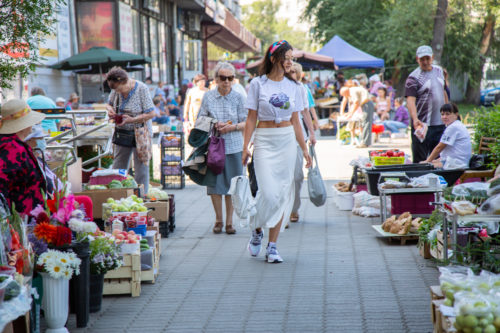 Софья Гудим дала старт флешмобу #витаминысгрядки 10