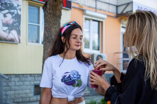 Софья Гудим дала старт флешмобу #витаминысгрядки 11