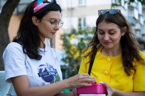 Софья Гудим дала старт флешмобу #витаминысгрядки 13