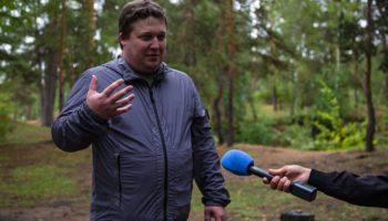 Наш лидер Руслан Хвостов встретился с партийным активом Челябинской области 41