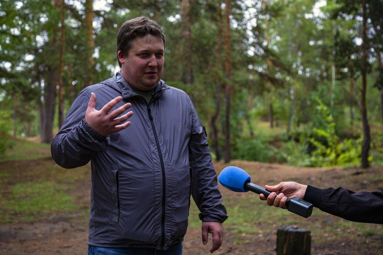 Наш лидер Руслан Хвостов встретился с партийным активом Челябинской области 1