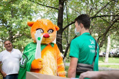 Посвящение в волонтёры «Зелёной Альтернативы» 13
