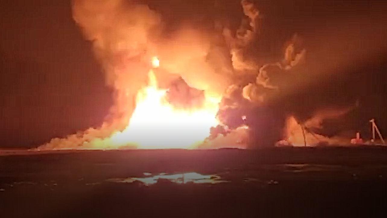 Пополнение в копилку нефтяных происшествий 4