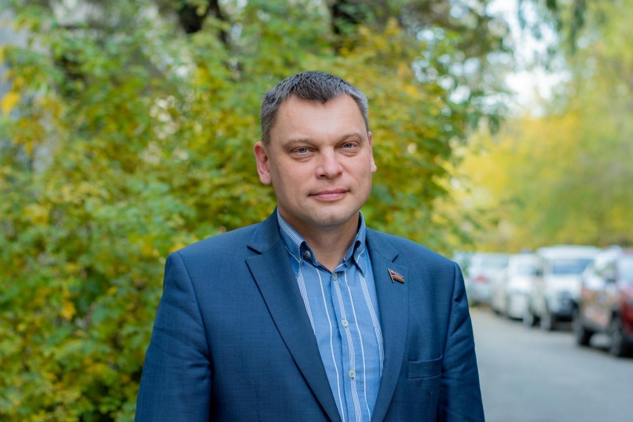 Михаил Махов провёл первое заседание комитета по экологии и природопользованию 1