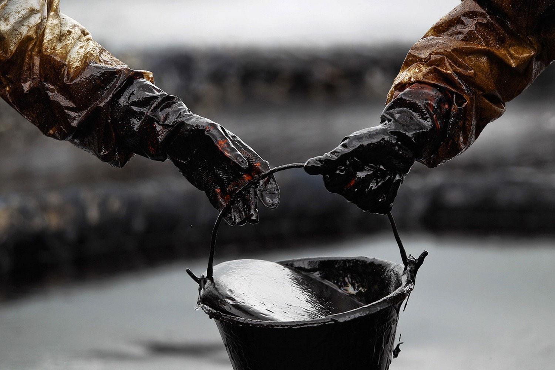Пополнение в копилку нефтяных происшествий 1