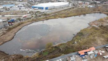 Руслан Хвостов: «Фенольное озеро в Улан-Удэ сжигать нельзя» 45