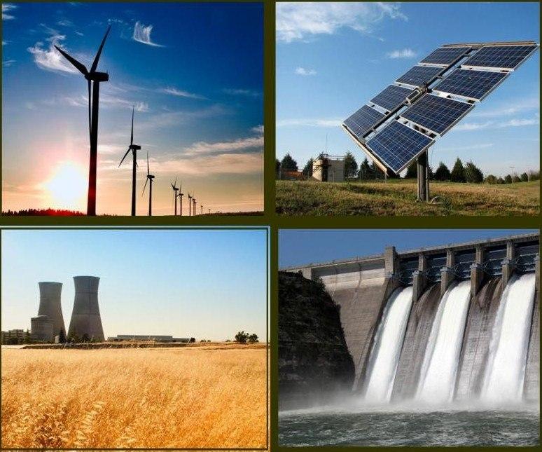 Об альтернативных источниках энергии 4