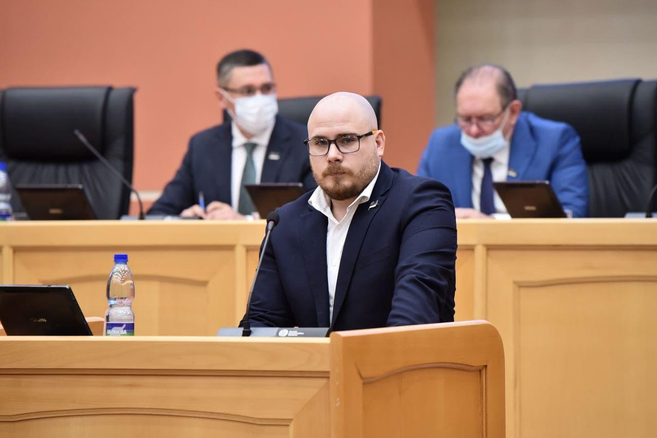 Депутат «Зелёной Альтернативы» в Коми Виктор Бетехтин предложил выплачивать россиянам безусловный базовый доход 1