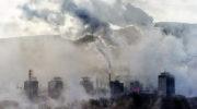 В России зарегистрирован новый рекорд по загрязнению воздуха 10