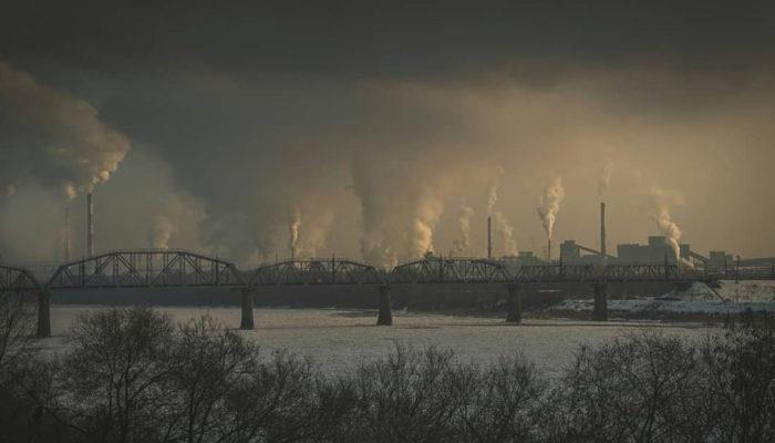 В Кемеровской области режим «чёрного неба» объявлен на неопределённое время 96