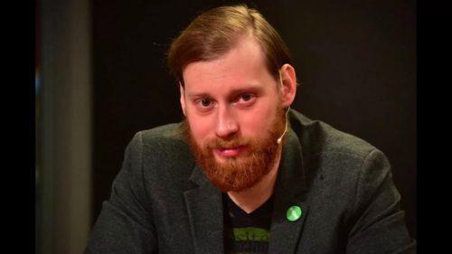 Михаил Антонов экоактивист, основатель Экоцентра «Сборка»