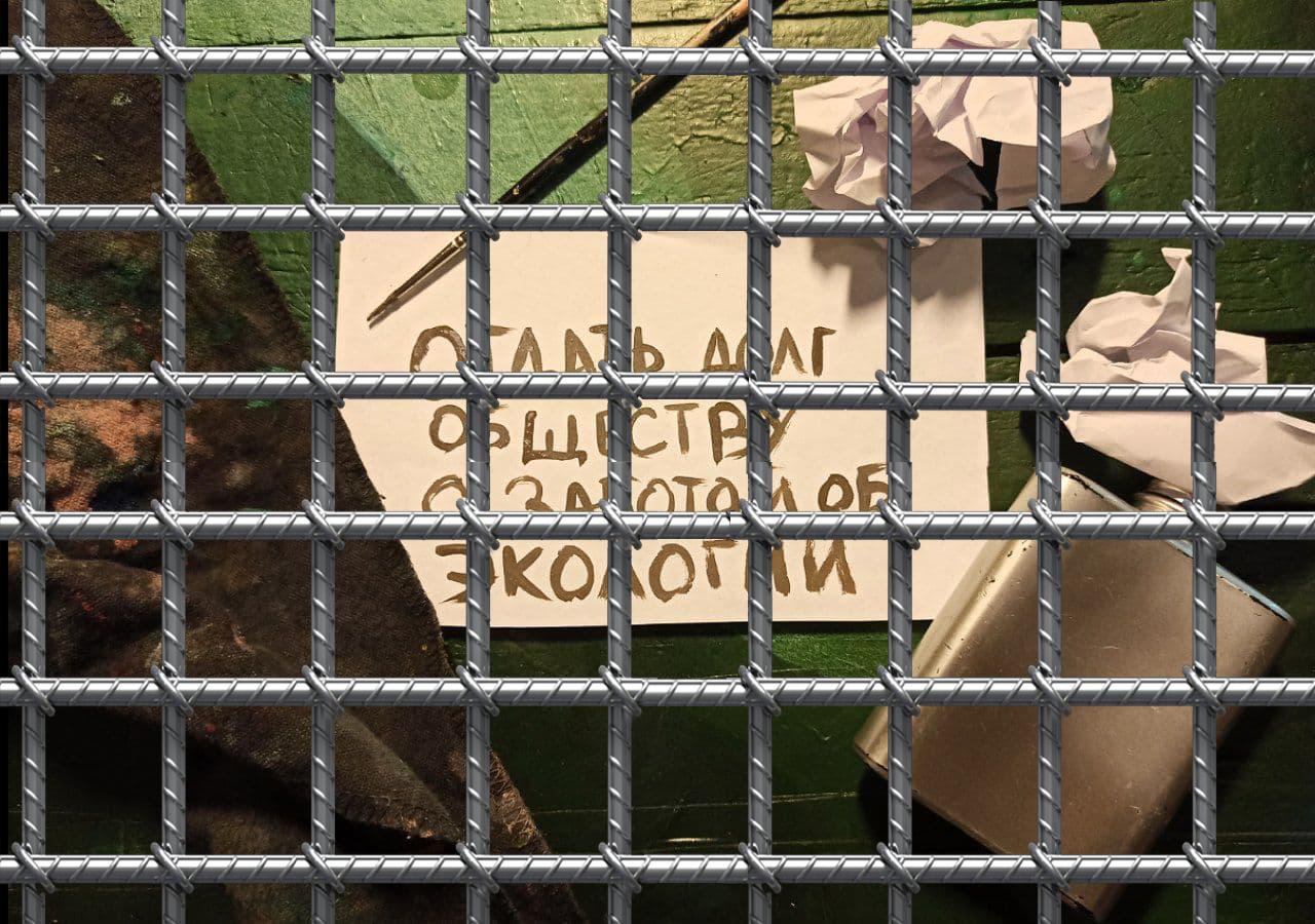 В Коми предложили использовать труд заключённых при сортировке мусора 1