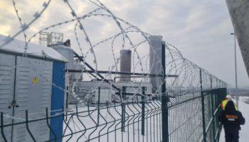 Авария на полигоне «Кучино» из-за непрофессионализма сотрудников газосжигательной станции 57
